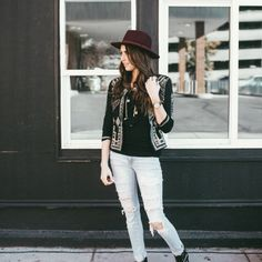 This jacket is a must have for any closet!