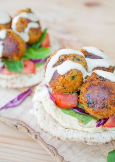 This easy falafel recipe is a regular feature in our household. Once you've mastered the basic ingredients to a falafel, you can experiment like we have with new flavours. We've gone for sun-dried tomatoes, parsley and coriander to give the balls a burst of fresh flavour, mixed with the intensity of the tomatoes. Granted, thisRead more
