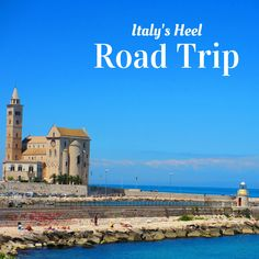 Take a road trip through the south of Italy.