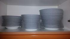 Ιδέες για μια εύκολη ζωή - DIY : Περισσότερα πιάτα στο ντουλάπι σας