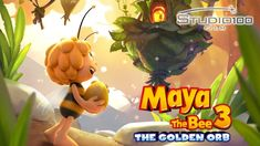 2021-04-23: Maya the Bee 3: The Golden Orb