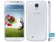Galaxy s4 blanc value edition en vente sur Rue du Commerce mobile
