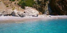 Paximadia Beach in Agia Galini, Rethimno, Crete Greek Islands, Summer 2016, Beaches, Greece, Explore, Water, Outdoor, Crete, Greek Isles