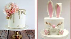 Cake Tutorial Compilation - Cake Style - Most Satisfying Cake Styles Vid...