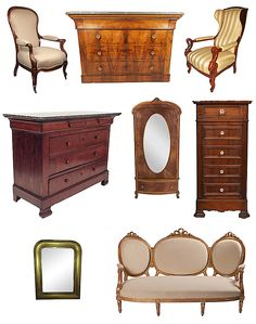 19th Century French Style Louis Philippe Furniture One Kings Lane