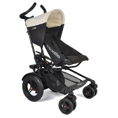 Micralite TwoFold Stroller-Black/Ivory ML-TF-01-06 The Twofold has been designed to provide the safe transport of your growing family and offer convenience for you the parent. As a compact single stroller, the Twofold can be used from birth with the a http://www.MightGet.com/march-2017-1/micralite-twofold-stroller-black-ivory-ml-tf-01-06.asp