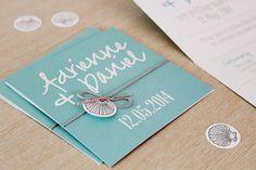 Beach DIY printable wedding invitation by StationeryPolkadot, $29.00