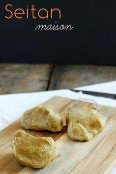 Le seitan maison ! Simple à préparer grâce à un ingrédient tout simple... Et quelques astuces !