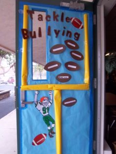 Life Style Videos - Learning for fun Anti Bullying Week, Bullying Lessons, Teacher Door Decorations, School Decorations, Classroom Door, Classroom Ideas, Future Classroom, Bullying Posters, Bullying Quotes