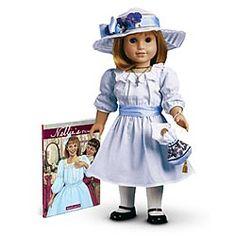 224cccc83da46 American Girl® : Nellie Doll, Book & Accessories My American Girl Doll,