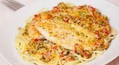 Κοτόπουλο φιλέτο με κρεμώδη σάλτσα λαχανικών
