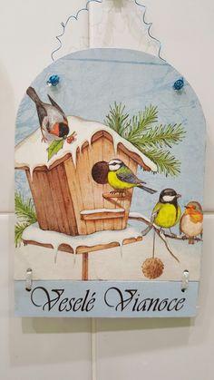 Vianocna tabulka na dvere  Rozmer 20x15 Cena 4,50€+ post