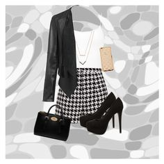 """""""Untitled #187"""" by moomoo2007 ❤ liked on Polyvore featuring BKE core, Emma Cook, Michael Kors, Nly Shoes, Mulberry, women's clothing, women's fashion, women, female and woman"""