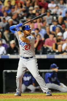 He will be sorely missed by our entire family.  Matt Kemp!!