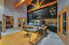 awesome 11 Homes With Recording Studios You Can Buy Now   Ryan Nickum...