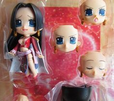 One Piece Anime Boa Hancock Figures 10cm Cute Figures Anime Hot Toys Japanese Toys Brithday Gifts Collection Models