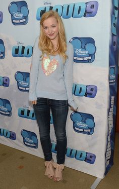 Liv and Maddie's Dove Cameron...