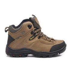 Men's comfortable, trekking shoes. TRIPLETEX membrane that provides a suitable microclimate inside the shoe - foot stays dry and warm. Suitable in different atmospheric conditions. Surface of the shoe of leather. https://cosmopolitus.eu/product-eng-39482-.html #mens #trekking #shoes #waterproof #mountain #hike #sport