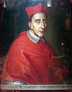 Santos, Beatos, Veneráveis e Servos de Deus: SÃO JOSÉ MARIA TOMASI, Cardeal e grande liturgista...