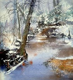 First Snow by Nita Engle