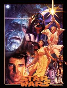 Star Wars : Hildebrandt by jdesigns79