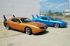 richard petty dodge daytona  | HPP heide Performance Parts Dodge Challenger Plymouth Superbird Road ...