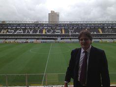 Estádio Urbano Caldeira (Vila Belmiro) - Santos
