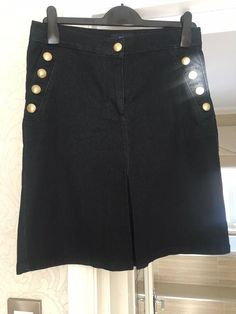 e452fe0caf Ladies Size 10 Next Denim Skirt  fashion  clothing  shoes  accessories   womensclothing  skirts (ebay link)