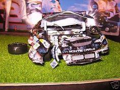 DALE EARNHARDT SR. 2001 DAYTONA 500 CRASH CAR 1/24 (07/10/2009) Dale Earnhardt Death, Amy Earnhardt, Nascar Crash, Nascar Race Cars, Chevy Tattoo, Nascar Wrecks, Top 10 Sports Cars, The Intimidator, Daytona 500