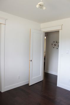 Ordinaire The Blank Nursery Slate   The Caldwell Project U003d Inspiration Only Door  Casing, Slate,