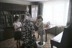 Дети и Новый год в СССР