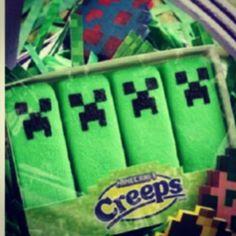 Mine craft peeps!!!!