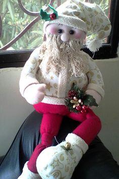 Papa noel patas largas Elf On The Shelf, Snowman, Christmas Ornaments, Holiday Decor, Outdoor Decor, Home Decor, Papa Noel, Decoration Home, Room Decor