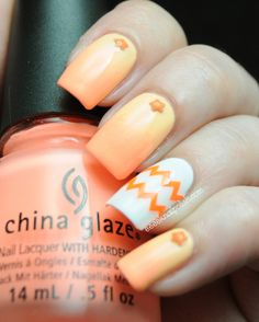 #omd2nails – Day 4 Brights
