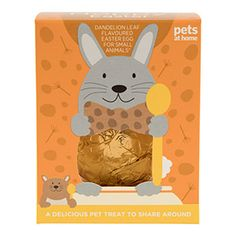 Don't give your pet chocolates as they are toxic but buy them specially made pet Easter eggs from Pets at Home. This egg is especially for small pets excluding ferrets. Eggs For Dogs, Making Easter Eggs, Easter Egg Designs, Old Pillows, About Easter, Dog Cakes, Ways To Recycle, Essential Oil Scents, Easter Traditions