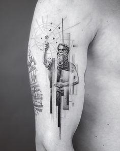 A imagem pode conter: 1 pessoa, em pé - # - - A imagem pode conter: 1 pessoa, em pé – # tattoo Bild kann enthalten: 1 Person, stehend – # Mini Tattoos, Tattoos 3d, Cool Forearm Tattoos, Dope Tattoos, Body Art Tattoos, Sleeve Tattoos, Tattoos For Guys, Hp Tattoo, Female Tattoos