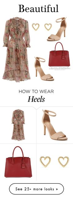 """793"" by meldiana on Polyvore featuring Zimmermann, Apt. 9, Abro, David Yurman and H&M"