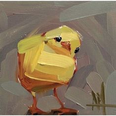 Pretty Art, Cute Art, Academic Art, Guache, Animal Paintings, Oil Paintings, Bird Art, Painting Inspiration, Painting & Drawing