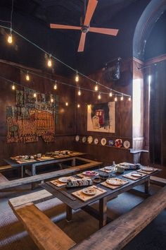 Cafe Restaurant, Restaurant Design, Restaurant Ideas, Cafe Concept, Office Images, Williams Street, Cafe Interior, Commercial Interiors, Interiores Design
