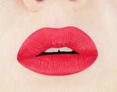 Matte Liquid Lipstick in Cherry Red | Vegan & Cruelty-free Lipstick