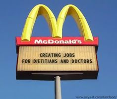 Truth about Mc Donalds....