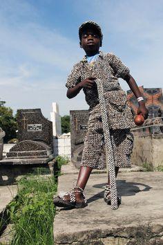 À la gloire des sapeurs de Kinshasa | VICE | France