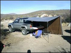campsite pics..lets see um   Expedition Portal