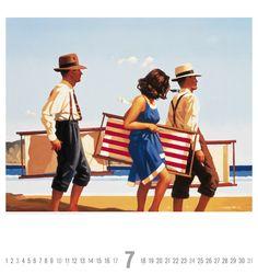 Jack Vettriano 2016 - Kunstkalender/ Wandkalender/ teneues Kunstkalender- Spiralbindung- 45 x 48 cm: Amazon.de: Jack Vettriano: Bücher