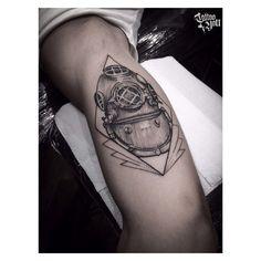 Tattoo feita pelo Nicolaz Para consultas e agendamentos: Av. Dr. Cardoso de Melo, 320 - Vila Olímpia - 11 3044-1504