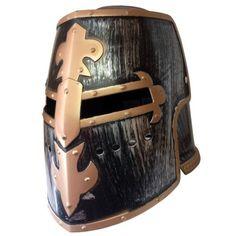 Change Antique Pewter Knight Helmet