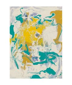Affordable Art: 924 Untitled by Mary Lea Bradley This abstract acrylic painting brings light and movement to a room.