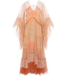 mytheresa.com - Printed silk dress - Current week - New Arrivals - Luxury Fashion for Women / Designer clothing, shoes, bags