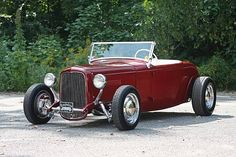 1932 Ford Roadster Hot Rod Sold for $70,200
