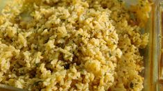 Serve this Parmesan Lemon Herb Brown Rice with your favorite chicken entreé tonight. Brown Rice Cooking, Brown Rice Recipes, Side Dish Recipes, New Recipes, Cooking Recipes, Favorite Recipes, Healthy Recipes, Healthy Dinners, Healthy Eats